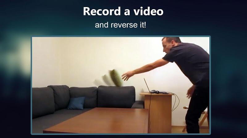 Reverse Movie FX - magic video Screenshot 8