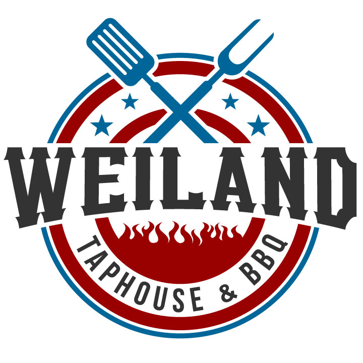 Logo for Weiland Taphouse & BBQ