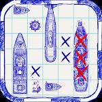 Retro Sea Battle Icon