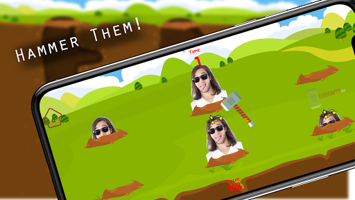 Whacky Hit Anyone Mole 1.2 screenshots 3