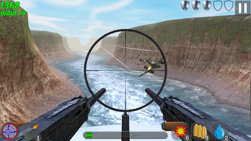 Tail Gun Charlie android2mod screenshots 13
