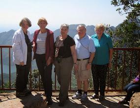 Photo: Tere, Melba, Karel, Bill, Mavis