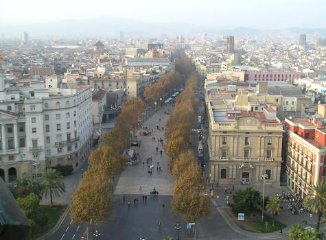 Photo Las Ramblas