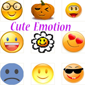 Cute Emotion Sticker