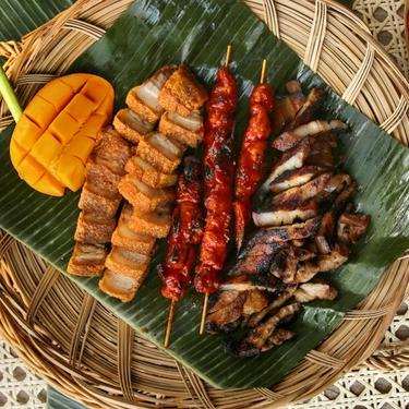 Ultimate Pork Platter