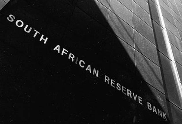 The South African Reserve Bank. File photo.