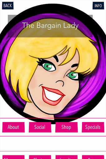 The Bargain Lady screenshot 1