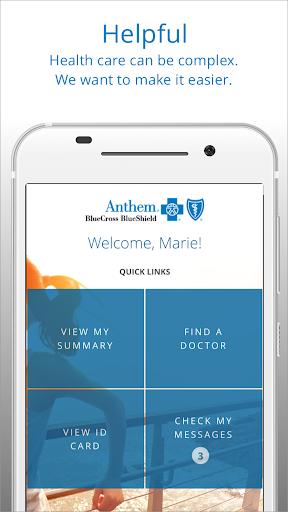 免費下載醫療APP|Anthem Anywhere app開箱文|APP開箱王