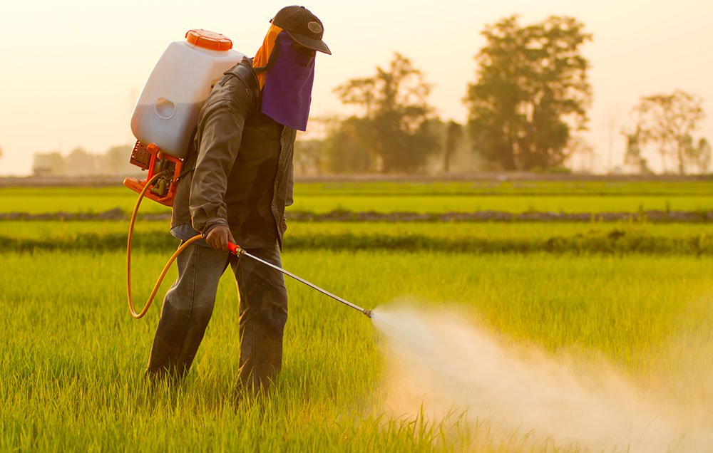 What Do Pesticides, Herbicides And Antibiotics Have In Common?