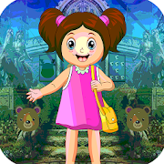 Best Escape Games 139 Chirpy Girl Escape Game