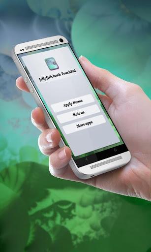 クラゲバンク TouchPal
