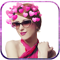 Heart Crown Photo Filters icon
