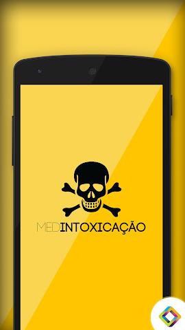 android MedIntoxicação: Intoxicações Screenshot 0