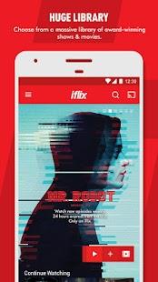 iflix - náhled