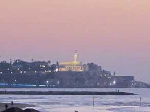 Photo: Old Jaffa at sunset