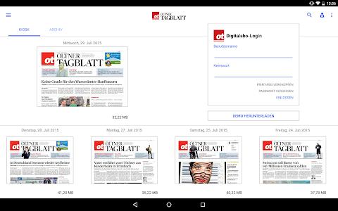 ot Oltner Tagblatt E-Paper screenshot 4