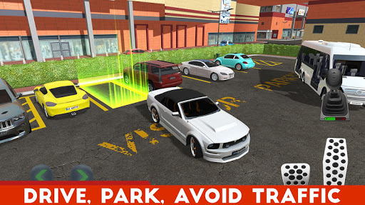 Shopping Mall Parking Lot modavailable screenshots 13