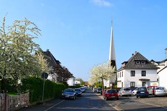 Photo: Volle Kirche in Borken, sonntags um 10 Uhr morgens zur Predigt …, (c) Martina Sachs