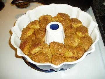 Monkey Bread For Two Recipe