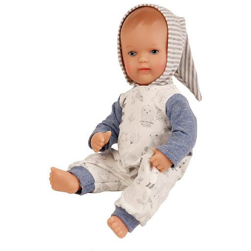 Купить Куклу виниловая Schildkroet Дэнни 28 см водонепроницаемое тело 13361214