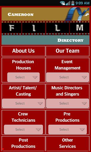 Cameroon Film Directory