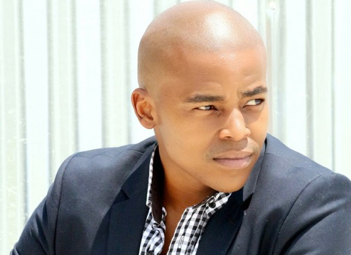Loyiso McDonald plays the role of Kagiso on 'The Queen'.