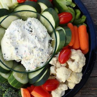 Parmesan-Peppercorn Ranch Salad Dressing