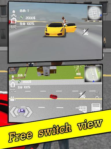 Lone Gunner-vegas grand gangster crime gun battle 1.0.2 screenshots 6