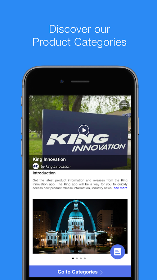 King Innovation- screenshot