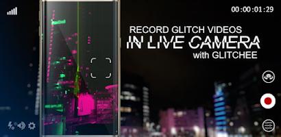 Resultado de imagen de Glitch Video Effects - Glitchee