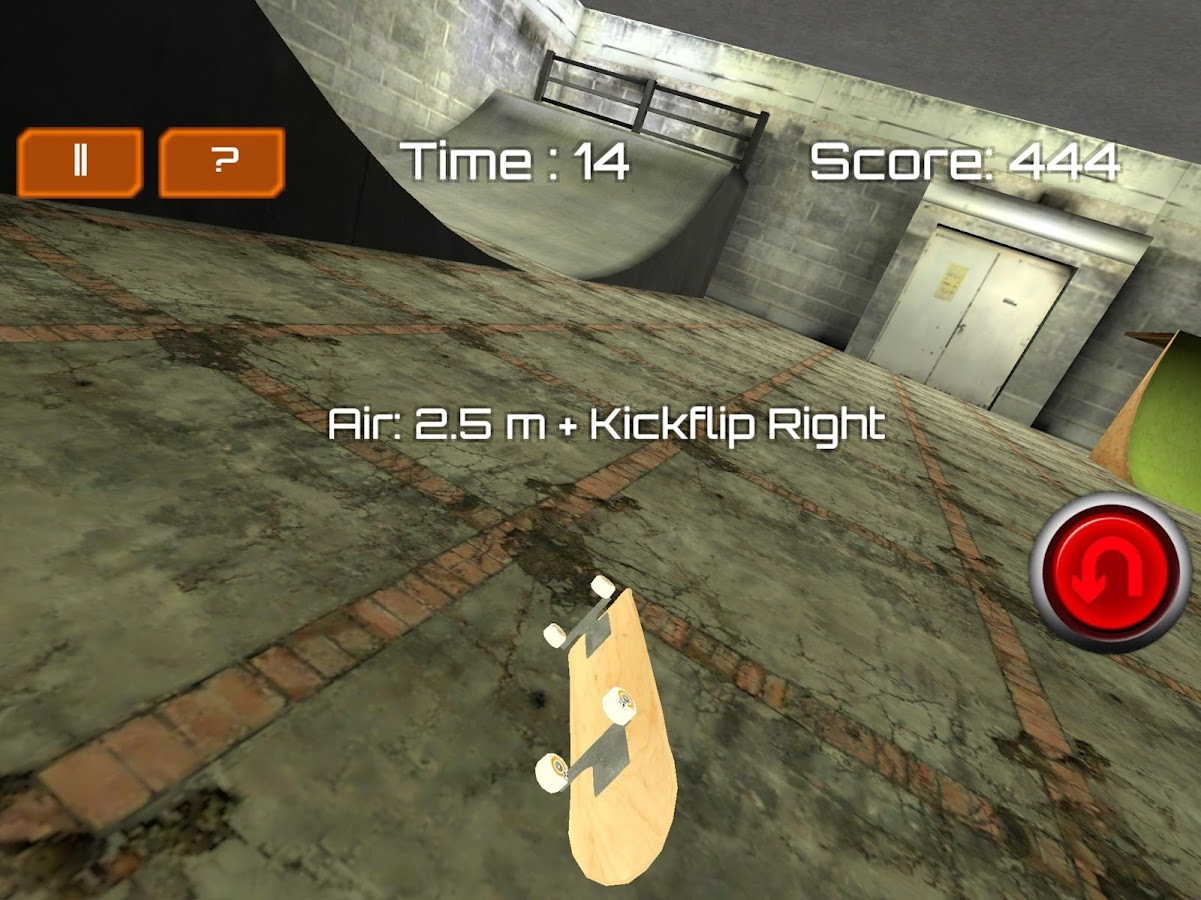 Skateboard Free- screenshot