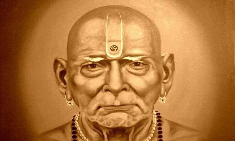 Famous Maharaj Shri Swami Samartha Original Wallpapers for free download