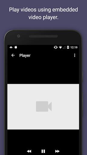 Video Downloader 1.3.0 screenshots 3