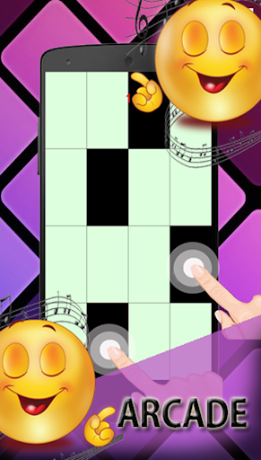 Descendants 2 Piano tiles