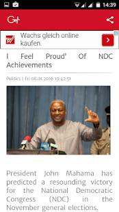 Ghana Waves Radio Stations Screenshot 14