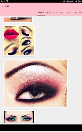 Makeup screenshot 9