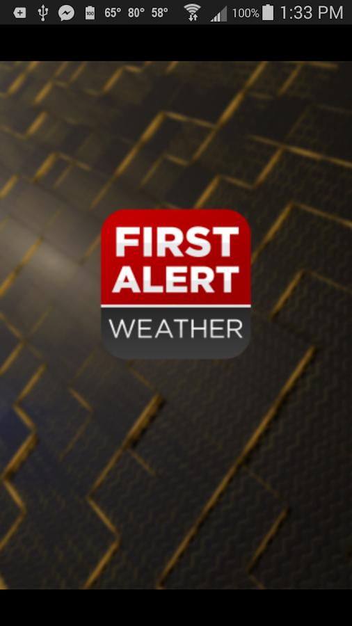 First Alert Weather - screenshot