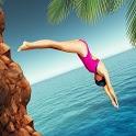 Cliff Flip Diving 3D - Swimming Pool Flip Master icon