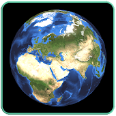 GPS Earth Satellite Map Live - Navigator