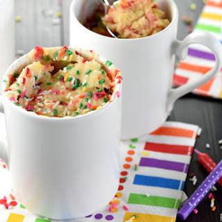 Funfetti Mug Cake