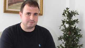 Jesús Rivera, concejal de Empleo del Ayuntamiento de Adra.