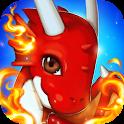 Dragon x Dragon -City Sim Game