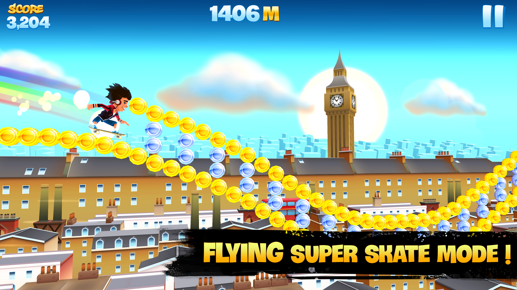 Skyline Skaters screenshot #5