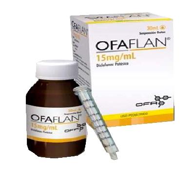 diclofenac potasico ofaflan gotas 15 mg/ml x 15 ml ofa gotas 15 mg/ml x 15 ml