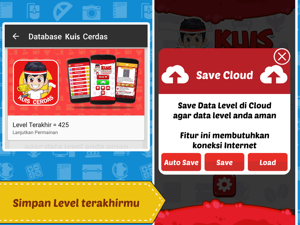 Kuis Cerdas Indonesia- screenshot