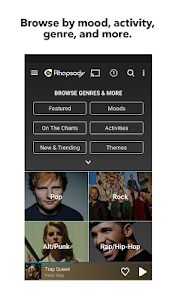 Rhapsody Music Player v5.3.2.352
