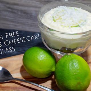 Gluten Free Citrus Cheesecake in a Glass Recipe