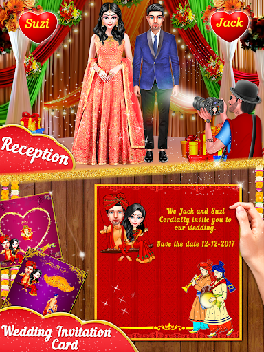 Indian Girl Royal Wedding - Arranged Marriage apktram screenshots 6