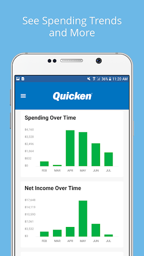 Quicken  screenshots 2