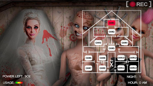 Five Nights at Doll House